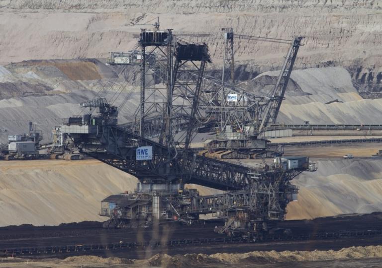 Braunkohle Tagebau