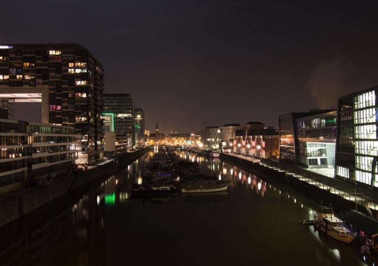 Köln - Day and Night
